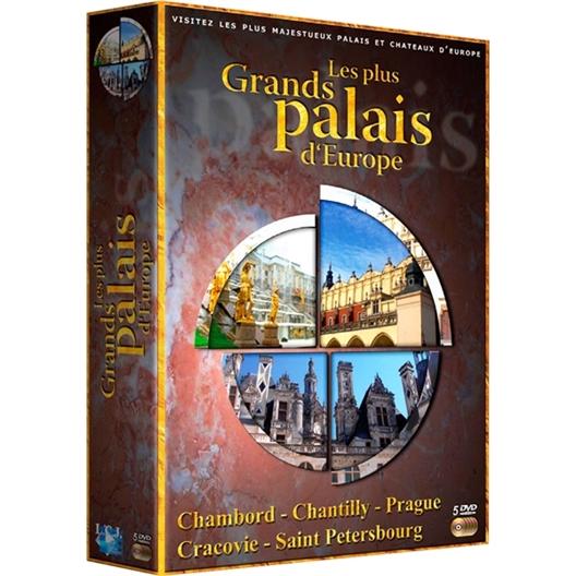 Les plus grands palais d'Europe
