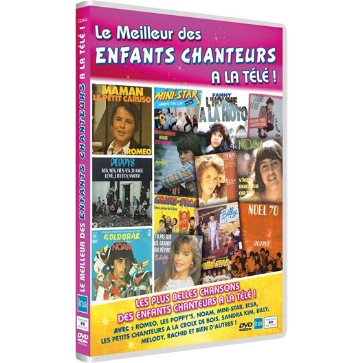 Le Meilleur des Enfants Chanteurs en DVD