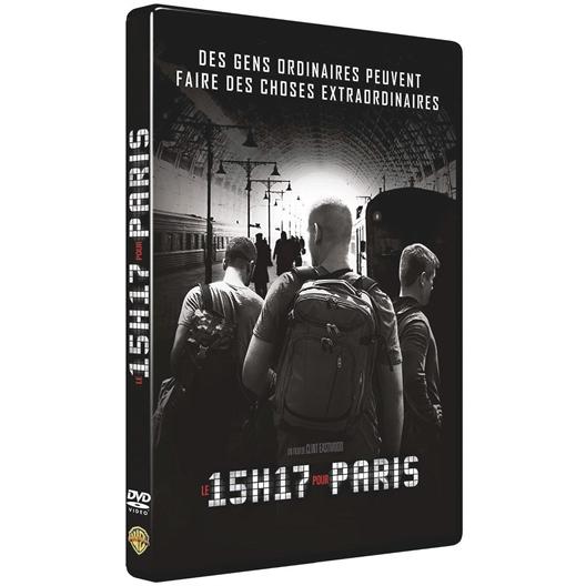 Le 15h17 pour Paris : Clint Eastwood, Anthony Sadler, …