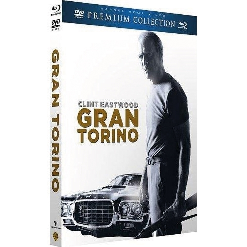 DVD + BR : Gran Torino : Clint Eastwood, Christopher Carley…