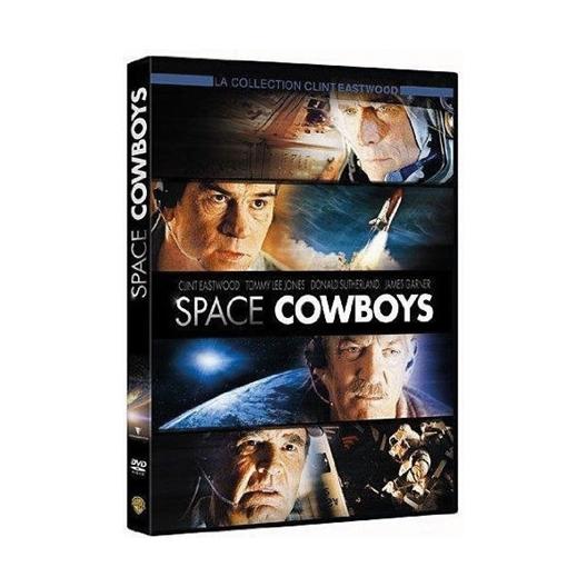 Space cowboys : Clint Eastwood, Tomy Lee Jones…