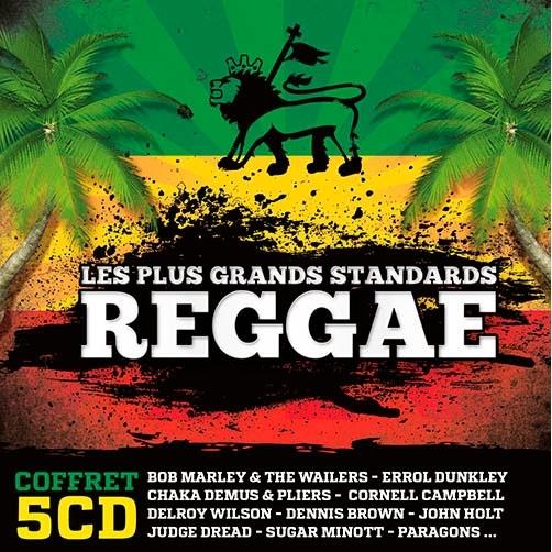 Les plus grands standards reggae