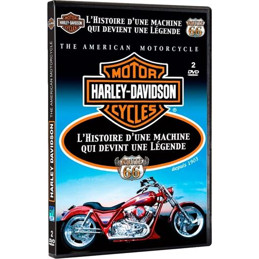 Harley Davidson et route 66