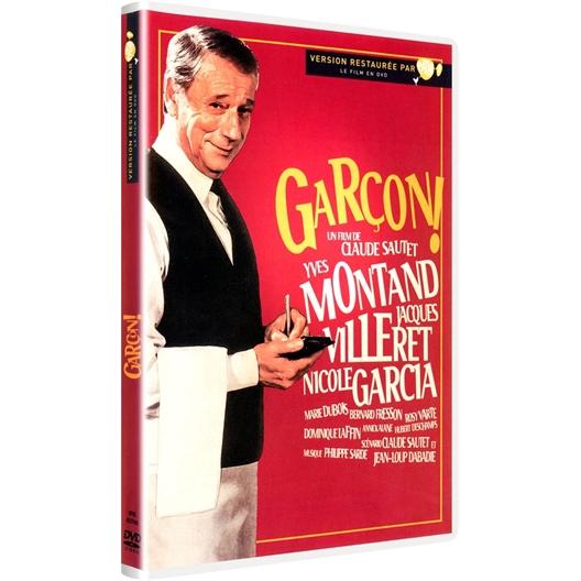 Garçon! : Yves Montand, Jacques Villeret…