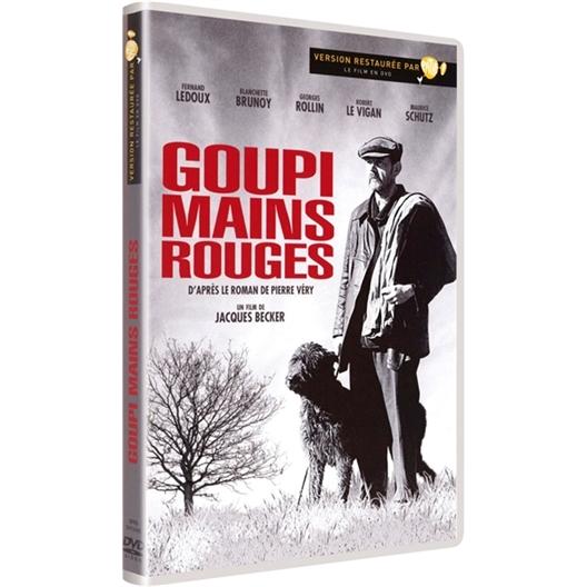 Goupi mains rouges : Fernand Ledoux, Robert Le Vigan
