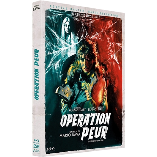 Opération peur : Giacomo Rossi-Stuart, Piero Lulli, …