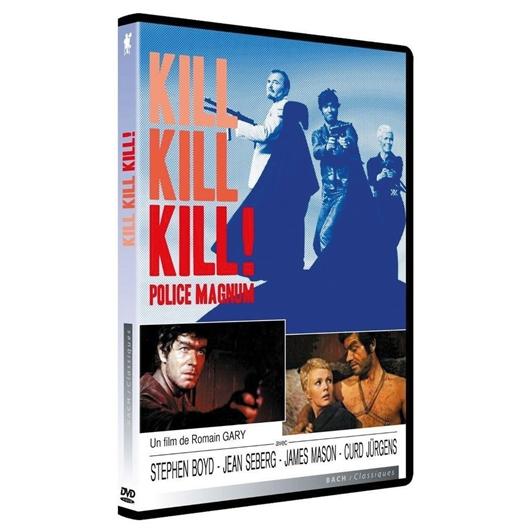 Kill - Police Magnum : Stephen Boyd, Jean Seberg, …