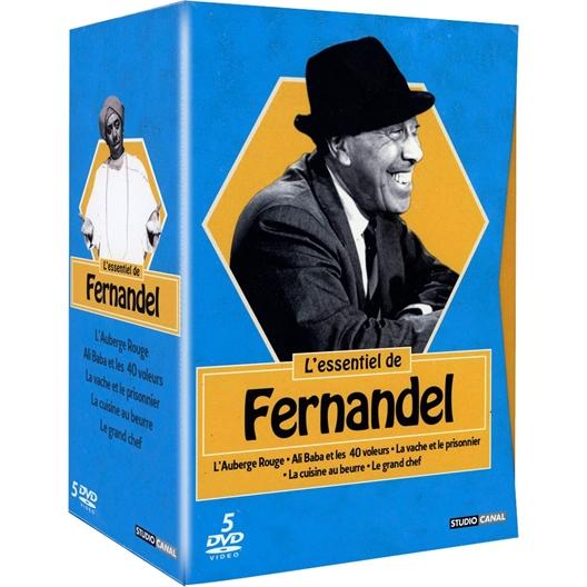 Fernandel 5 films cultes