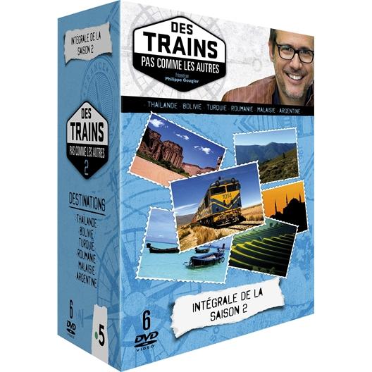 Des trains pas comme les autres - Saison 2