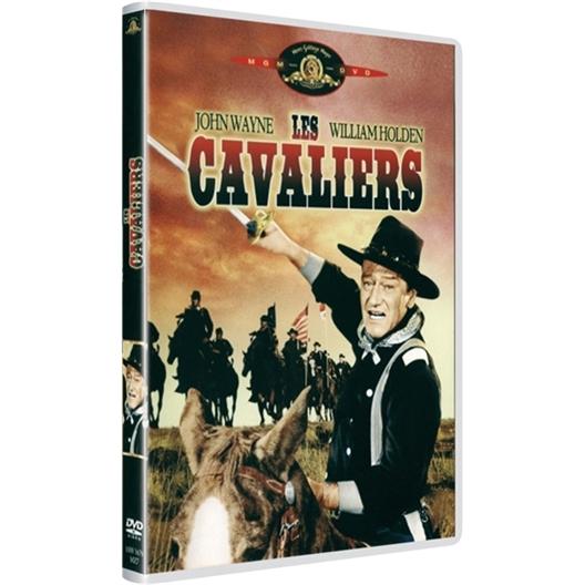 Les cavaliers (DVD)