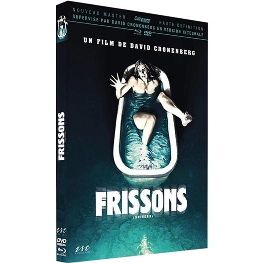 Frissons : Barbara Steele, David Cronenberg, …