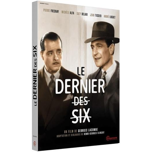 Le dernier des six : Suzy Delair, Pierre Fresnay, …