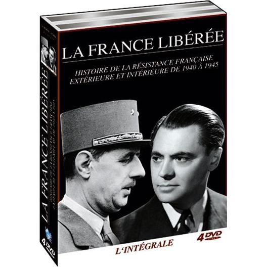 Histoire de la Résistance française (4DVD)