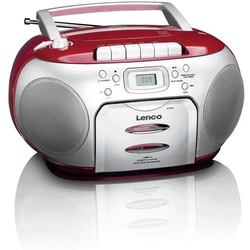 Incontournable : le poste radio lecteur CD et cassettes !