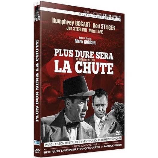 Plus dure sera la chute : Humphrey Bogart, Rod Steigner,…