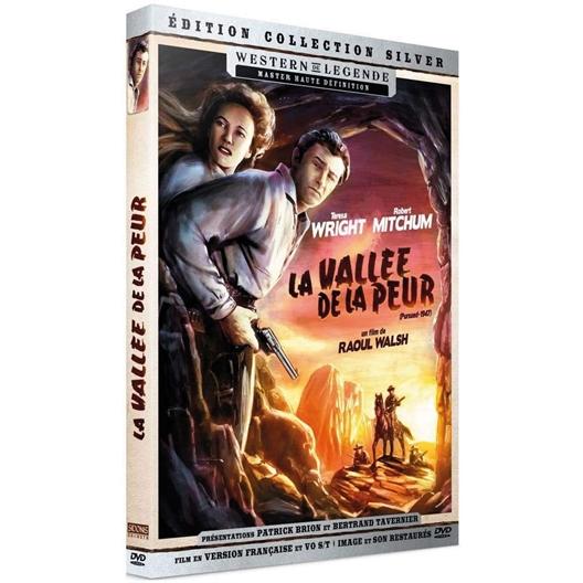 La vallée de la peur : Robert Mitchum, Judith Anderson, …