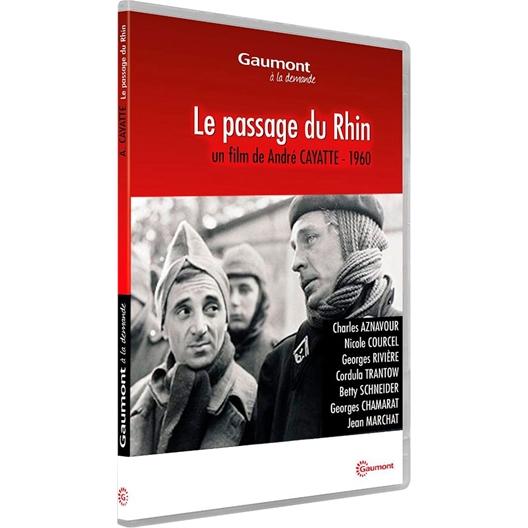 Le passage du Rhin : Charles Aznavour, Nicole Courcel, Georges Rivière…