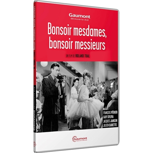 Bonsoir Mesdames, bonsoir Messieurs : Jacques Jansen, François Périer, …