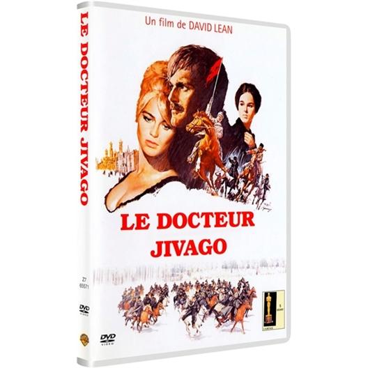 Le Docteur Jivago : Omar Sharif, Julie Christie…