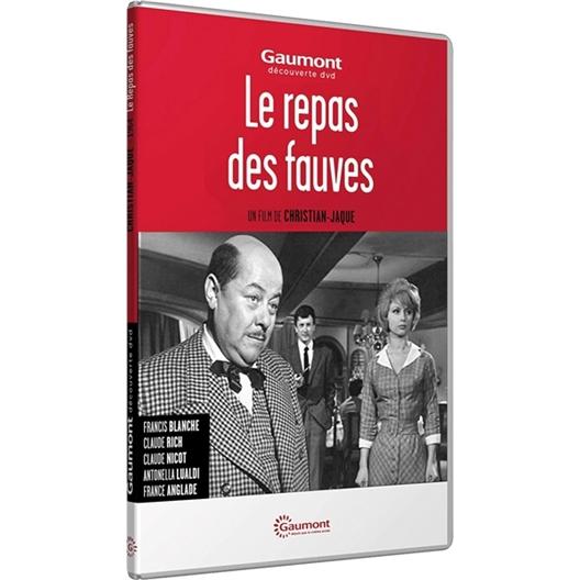 Le repas des fauves : Francis Blanche, Claude Rich, …