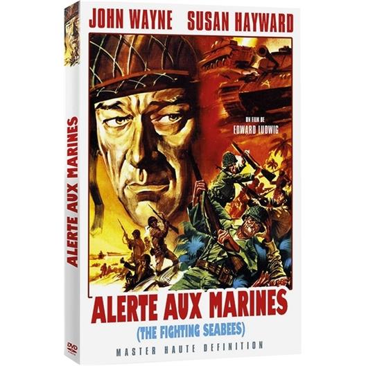 Alerte aux marines : John Wayne, Susan Hayward, …