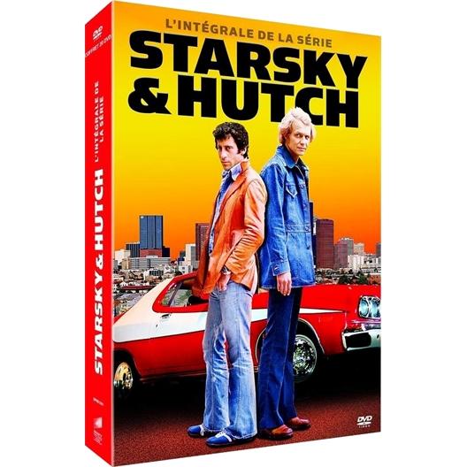 Starsky et Hutch- Intégrale 4 saisons : Paul Michael Glaser, David Soul…