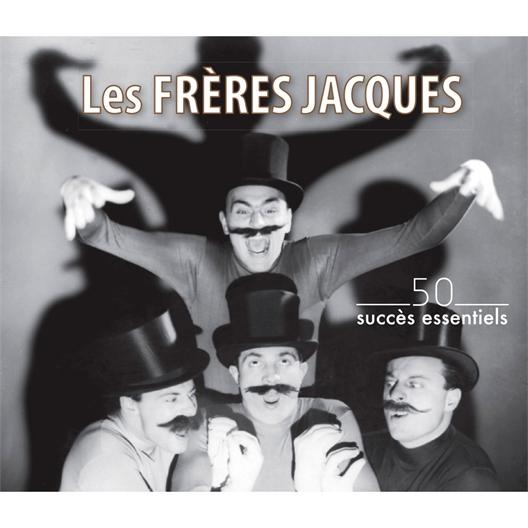 Les Frères Jacques (3 CD)
