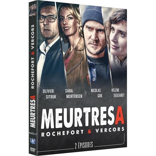 Meurtres à... Rochefort et Vercors : Sara MORTENSEN, Olivier SITRUK,…