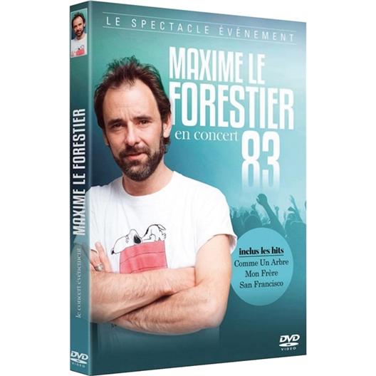 Maxime Le Forestier : Concert 1983