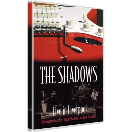 The Shadows : Live in Liverpool
