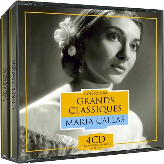 Maria Callas : Les grands classiques