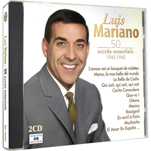 Luis Mariano : 50 succès essentiels