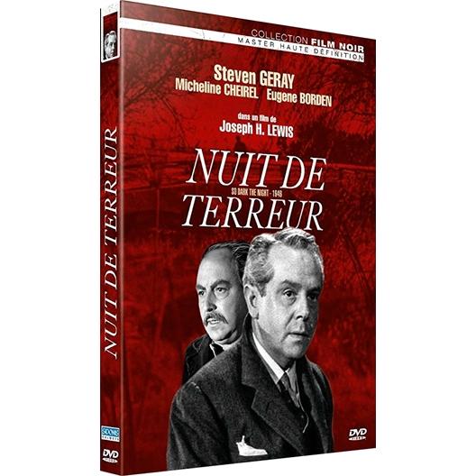 Nuit de terreur : Eugène Borden, Micheline Cheirel…
