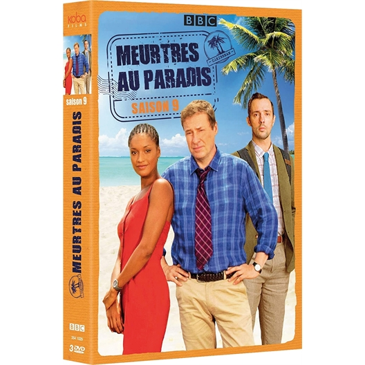 Meurtres au paradis - saison 9 : Elisabeth Bourgine, Ardal O'hanlon…