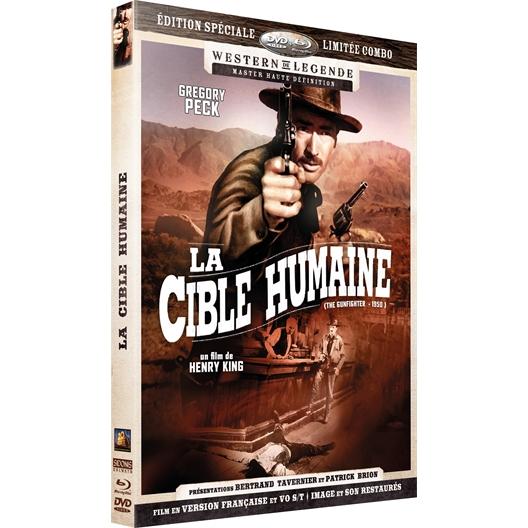 La cible humaine : Gregory Peck, Helen Westcott…