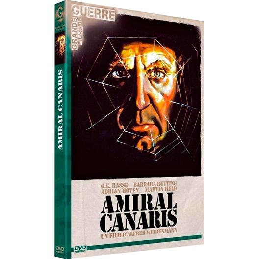 L'Amiral canaris : O.E. Hasse, Adrian Hoven...