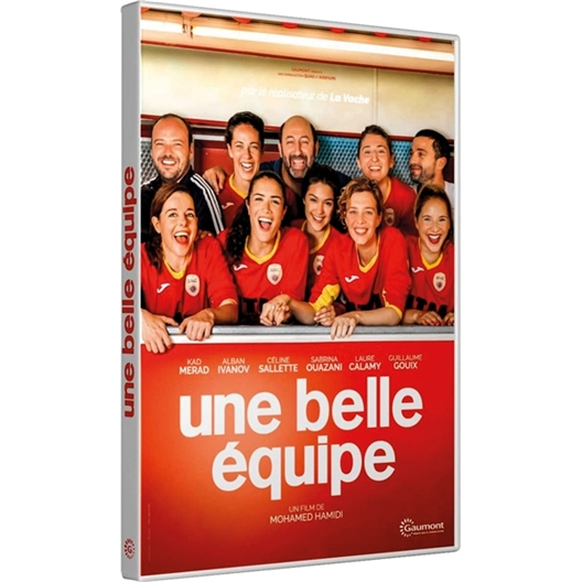 Une belle équipe : Kad Merad, Celine Sallette…