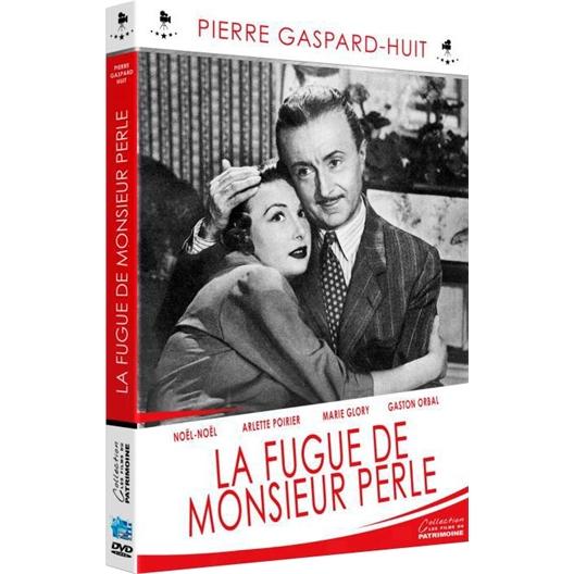 La fugue de monsieur perle (DVD)