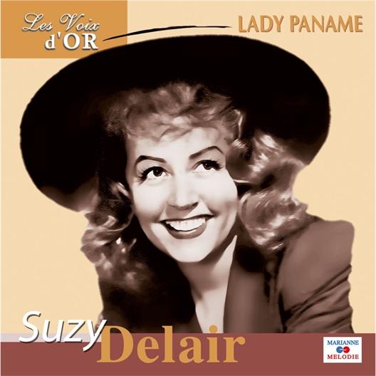 Suzy Delair : Lady Paname (CD)