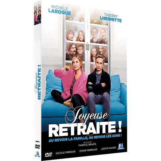 Joyeuse retraite ! : Thierry Lhermitte, Michèle Laroque, …