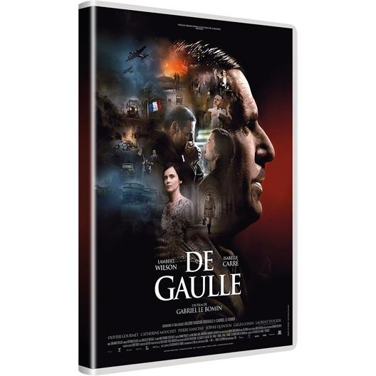 De Gaulle : Lambert Wilson, Isabelle Carré, …