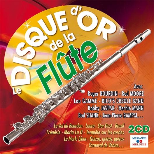 Le Disque d'Or de la Flûte