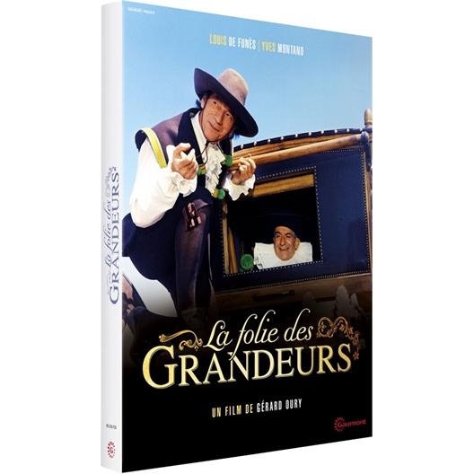 La folie des grandeurs (2 DVD + CD)