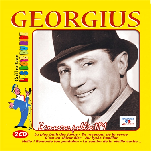 Georgius : L'amuseur public N°1