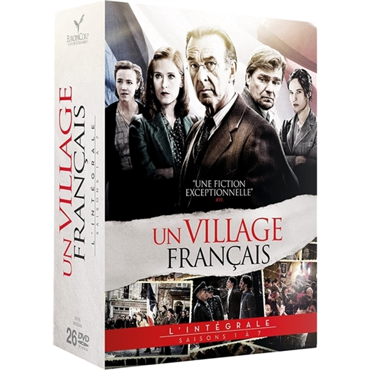 Un village français - Intégrale 7 saisons : Audrey Fleurot, Robin Renucci...