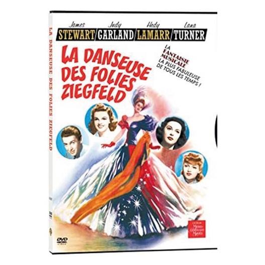 La danseuse des folies Ziegfeld : Judy Garland, James Stewart…