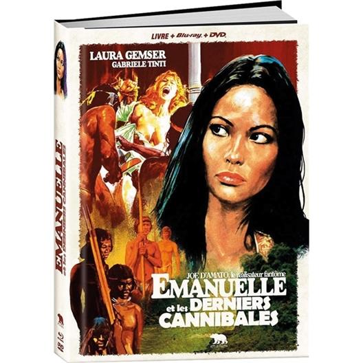 Emanuelle et les derniers cannibales : Gabriele Tinti, Nieves Navarro…