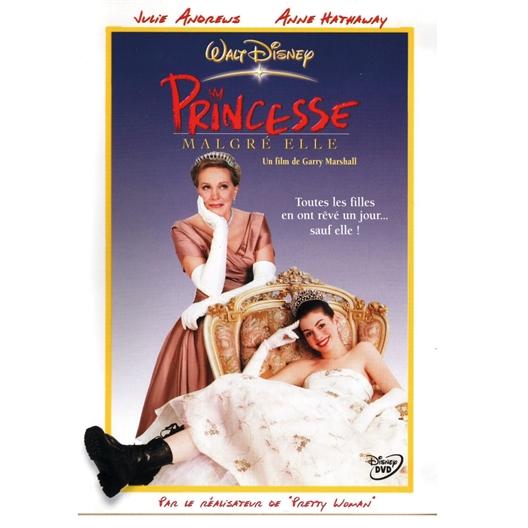 Princesse malgré elle : Julie Andrews, Anne Hathaway…