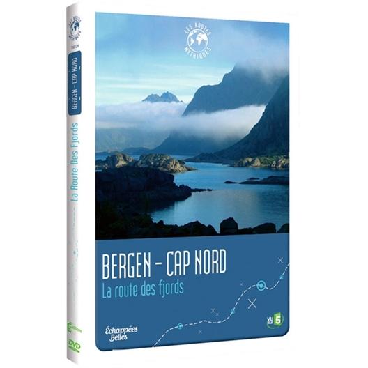 Bergen-Cap Nord : La route des fjords (DVD)