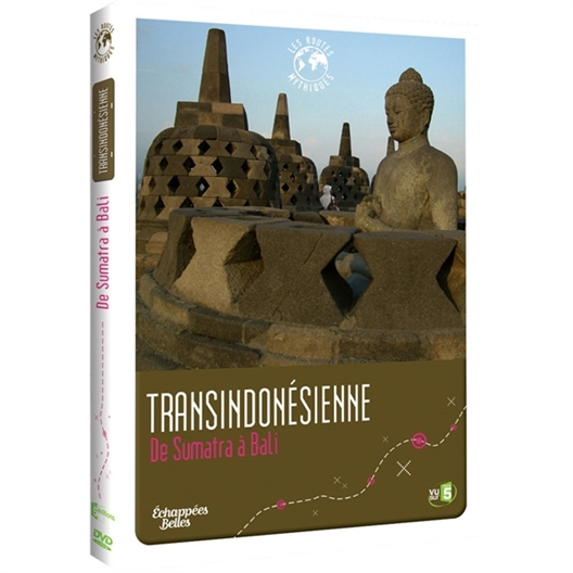 Transindonésienne : De Sumatra à Bali (DVD)